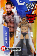 WWE Series 36 CM Punk
