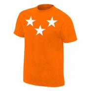 Macho Man Stars Authentic T-Shirt