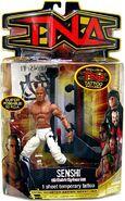 TNA Wrestling Impact 8 Senshi