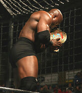 1st reign as ecw champion bobby lashley