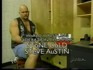 Steve Austin slumming it on Heat