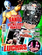 Super Luchas 483