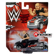 The Rock - WWE Nitro Machines