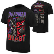 WrestleMania 30 Undertaker vs. Brock Lesnar T-Shirt
