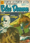 El Increìble Blue Demon 10
