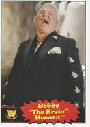 2012 WWE Heritage Trading Cards Bobby Heenan 63