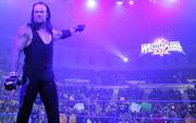 Undertaker Wrestlemania sign