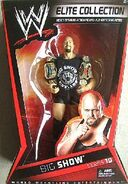 WWE Elite 10 Big Show