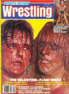 Sports Review Wrestling - May 1981