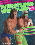 WCW Magazine - May 1991