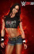 WWE 2K15 AJ Lee