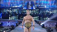 Wrestlemania Is Jericho 1