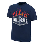 Hell In A Cell Vintage T-Shirt