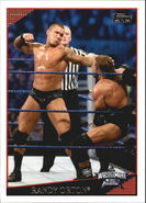 2009 WWE (Topps) Randy Orton 87