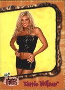 2002 WWE Absolute Divas (Fleer) Torrie Wilson 22