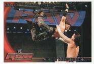 2010 WWE (Topps) John Morrison (No.4)