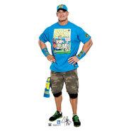John Cena Throwback Standee