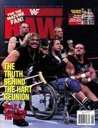Raw Magazine July August 1997