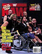 Raw Magazine July August 1997