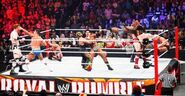30Man Royal Rumble Match