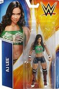 WWE Series 53 - AJ Lee