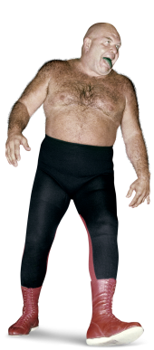 George Steele Full