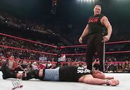 2-23-04 Lesnar and Austin