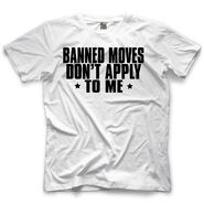 Zahra Schreiber Banned Moves Don't Apply To Me Shirt