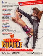 Royal Rumble 1996 Poster