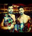 Bollywood Boyz 1st Ever GFW World Tag Team Champions