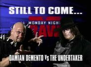 Damien Demento vs Undertaker