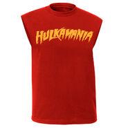 Hogan Hulkamania Red Muscle T-Shirt