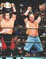 Impact Players ECW World Tag