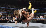 Smackdown 4-25-08 Edge v Punk