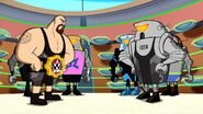 The Jetsons & WWE Robo-WrestleMania.1