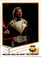2013 WWE (Topps) Ted DiBiase 98