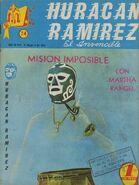 Huracan Ramirez El Invencible 74
