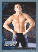 2010 WWE (Topps) Caylen Croft 49