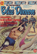 El Increìble Blue Demon 14