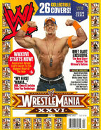 WWE Magazine April 2010 Issue