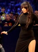 Evil Layla Posing