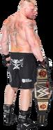 Lesnar - (WWE WHC)