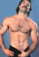 Rick Rude Black Tights