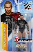 WWE Superstar Entrances - Randy Orton (RKO Painted Shirt)