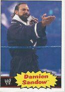 2012 WWE Heritage Trading Cards Damien Sandow 14