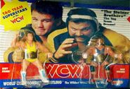 Steiner Brothers (WCW Galoob)