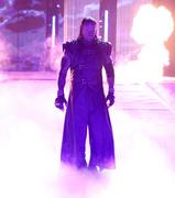 Undertaker ramp fire