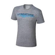 WCW Starrcade 2000 Old Scool Tri-Blend T-Shirt
