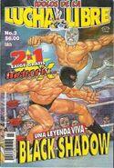Ídolos de la Lucha Libre 3
