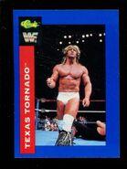 1991 WWF Classic Superstars Cards Texas Tornado 3